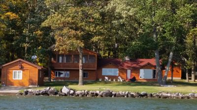 Up North Oasis for Families and Fishermen, Trader's Bay, Leech Lake