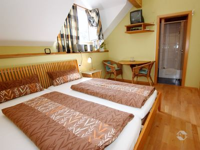 Photo for Doppelzimmer, 15qm, max. 2 Personen
