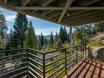 Photo for NEW LISTING! Huntington Lake condo w/shared pool & great views -near attractions