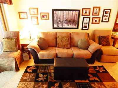Photo for Ground floor, remodeled family condo - perfect Colorado vacation rental!