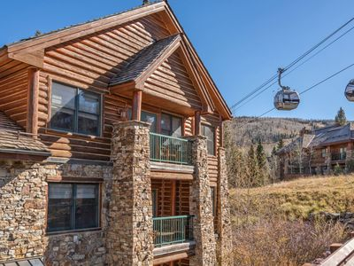 Photo for Gondola Haus at Mountain Lodge is Packed with Amenities Including Ski-in Ski-out Access, a Pool, and