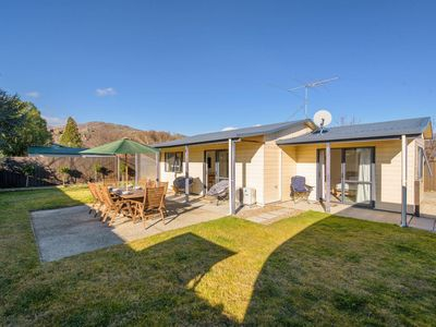 Photo for Sun Soaked Escape - Cromwell Holiday Home