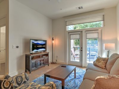 Photo for New luxury 1 bdr/1 bath condo in heart of downtown Asheville~55 South Market #214