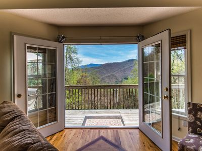 Photo for Private Gorgeous Mountain View Chalet- SUPER RATES