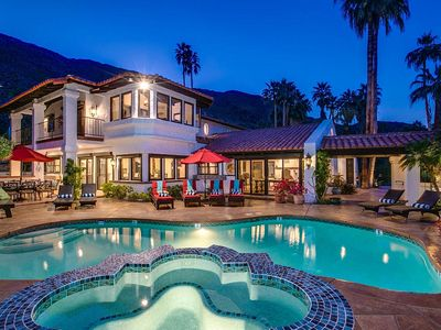 Photo for 8BR House Vacation Rental in Palm Springs, California