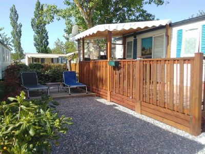 Photo for camping bungalow ENSOYA 3 *