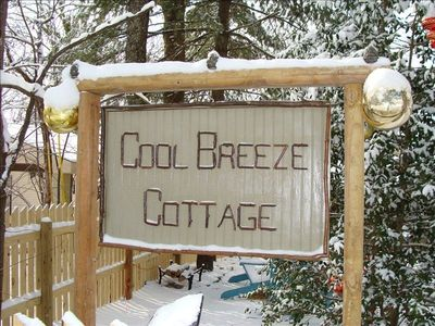 Photo for 2BR Cottage Vacation Rental in Mentone, Alabama