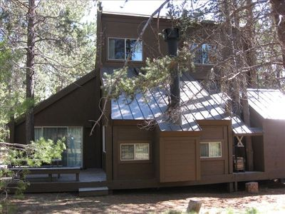 Photo for Warm & Inviting Pole House Nestled in the Pines- 10 SHARC PASSES INCLUDED