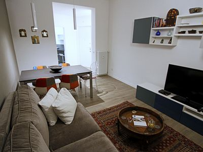 Photo for BiBi in Rome cozy apartment near San Giovanni easly reachable from Fiumicino