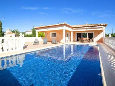 Photo for Casas de Torrat Holiday Home, Sleeps 6 with Pool, Air Con and Free WiFi