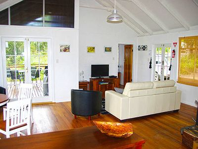 Photo for 1BR House Vacation Rental in Dennes Point, TAS