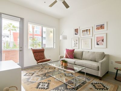 Photo for Sonder | Central Corridor | Charming 1BR + Pool