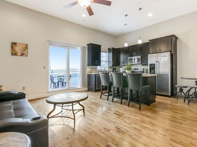 Photo for Beautiful Penthouse Steps from French Quarter