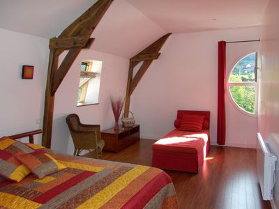 Photo for Chambres D'hotes Du Moulin De Lachaux, Auvergne, Puy de Dome, France.