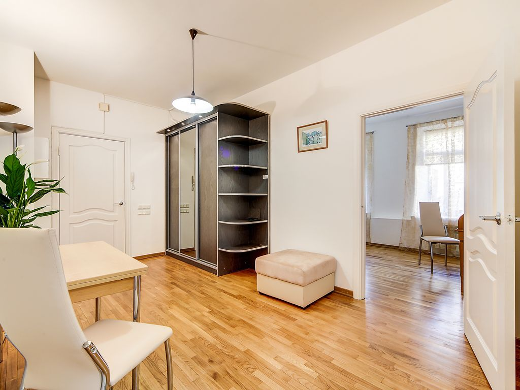Central and cozy elegant apartment. WiFi