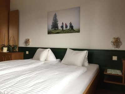 Photo for Double room No. 3 - Haus Lukas