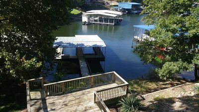 Photo for HOUSE ON THE LAKE-PADDLE BOAT-KAYAK'S- LILLY PAD-CLOSE TO THE STRIP!