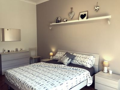 Photo for Bright apartment next to the park of the Valentine