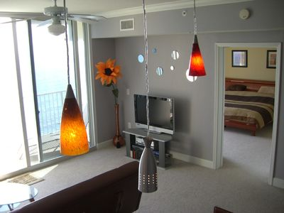 A Great place to Relax, watch TV, Internet Access