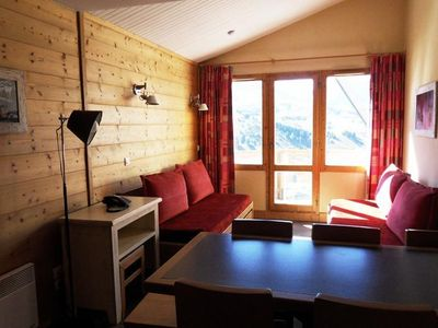 Photo for 3BR Apartment Vacation Rental in MACOT LA PLAGNE