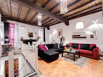 Photo for Apartment in the center of Rome with Internet, Air conditioning, Washing machine (363670)