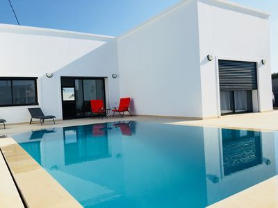 Photo for Superb Villa With Pool Djerba