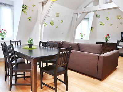 Photo for Apartment Grand Place in Bruxelles - 4 persons, 2 bedrooms