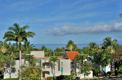 Photo for Palms at Wailea #1105 Lovely Ocean View, 2Bd 2Bath, Great Rates! Sleeps 4