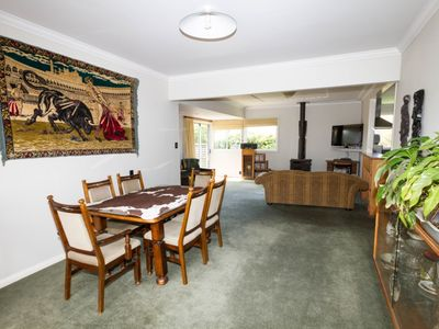 Photo for Comfortable spacious  family home offering farmstay atmosphere
