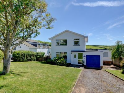 Photo for Magnificent holiday home offering views across Farley Water