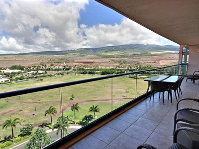 Photo for K B M Hawaii: Ocean Views, Extra Large Lanai 2 Bedroom, FREE car! Oct & Nov Specials From only $231!