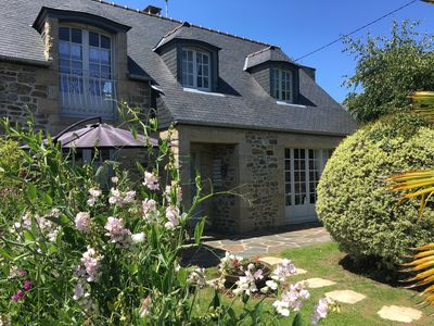 Photo for 3BR House Vacation Rental in Saint-Lunaire, Bretagne