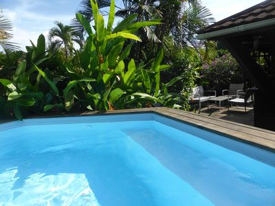Photo for 2BR House Vacation Rental in Diamant