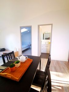 Photo for Holiday & Riverbank Apartment 2 rooms