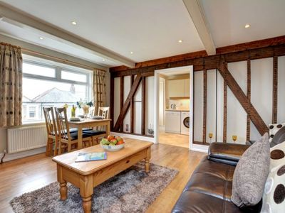 Photo for Apartment Pentyre House in Wadebridge - Padstow - 4 persons, 2 bedrooms
