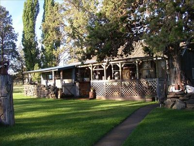 Photo for Bend Country Cabins/ Private Setting Pet Friendly - $90/night for 2  plus nights