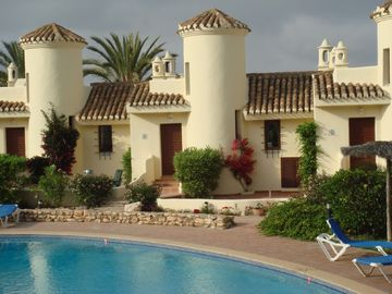 Lovely extended air-conditioned El Rancho villa in La Manga Club with free WI-FI