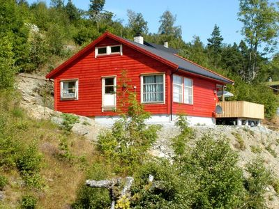 Photo for Vacation home Nordheimsund in Norheimsund - 8 persons, 4 bedrooms