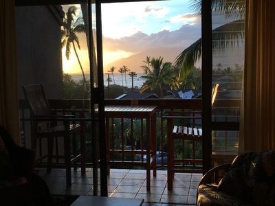 Photo for Beautiful Maui Vista Condo just steps from the beach!