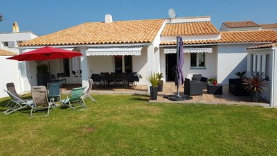 Photo for Large house ideally located in Saint-Martin de Ré classified 3 * stars