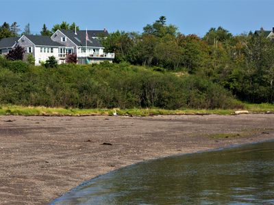 Photo for Oceanfront - 5 Acre Private Beach Estate, See Whales & Eagles from the Deck