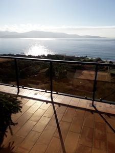 Photo for beautiful house with stunning sea views 180 °