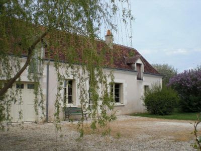 Photo for Gite Verneuil-sur-Indre, 3 bedrooms, 6 persons