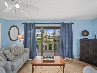 Photo for Updated Beachwood Villas Condo! Ground Level - Walk Out to the Pool!