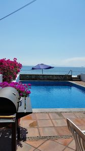 Photo for Casa Lang is a Private Beachfront Paradise in Manzanillo. Mexico
