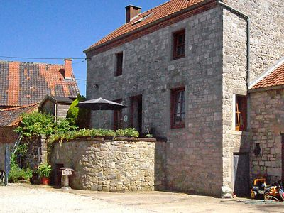 Photo for Vacation home La Bastide in Thy-le-Bauduin - 7 persons, 2 bedrooms