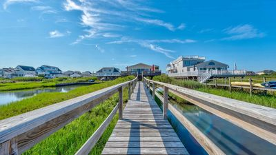 Photo for NEW LISTING: Beach home with private bay access