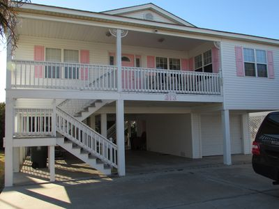 Relax and Unwind in Cherry Grove North Myrtle Beach