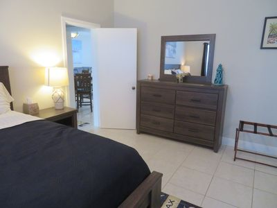 Photo for Just renovated--all new furniture. Large 1BR condo in Hollywood Beach.