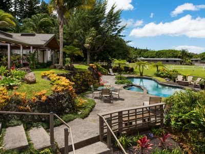 Photo for North Shore Lookout Maui - Makani Suite - Upcountry - Makawao - Maui B&B
